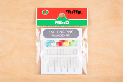 Tiny Rabbit Hole - Tulip Knitting Pins (Rounded Tips)