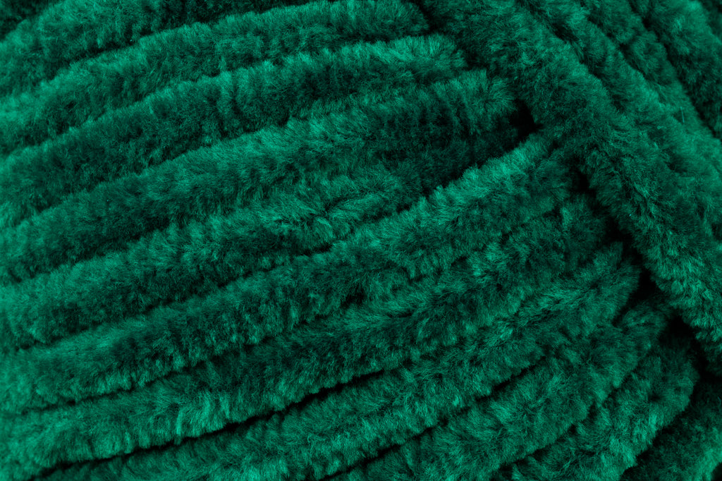 Tiny Rabbit Hole - Himayala Dolphin Soild Chenile Yarn