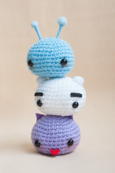 Dango Family Amigurumi - Tiny Rabbit Hole