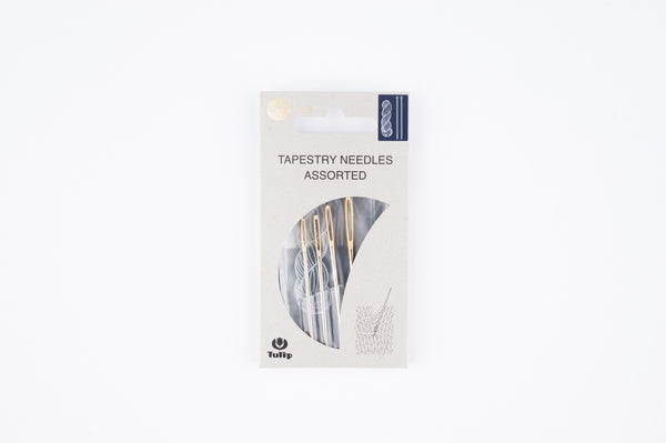 Tiny Rabbit Hole - Japan Tulip Tapestry Needles Assorted (Thick Sizes)
