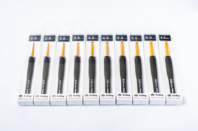tiny rabbit hole - buy crochet 2.0mm 2.5mm 3.0mm 3.5mm 4.0mm 4.5mm 5.0mm 5.5mm 6.0mm 6.5mm Japan Tulip ETIMO Crochet Hook Singapore