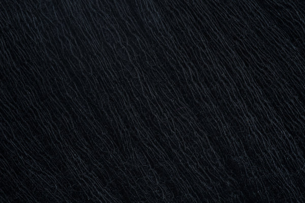 tiny rabbit hole - katia bulky cotton slick black cotton polyamide from spain