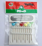 Tiny Rabbit Hole - knitting pins tulip etimo crochet hook yarn