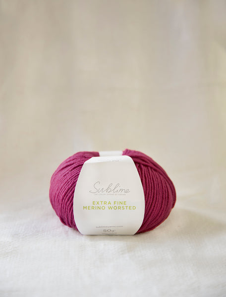 Tiny Rabbit Hole – sublime yarn extra fine merino worsted warm cold climate