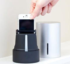 Ultra Violet Light Cell Phone Sterilizer - The Gadget Junkie