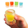 "Image of Celebration Ice Shot Glass Mold - For Your Next ""Chill"" Party! - The Gadget Junkie"