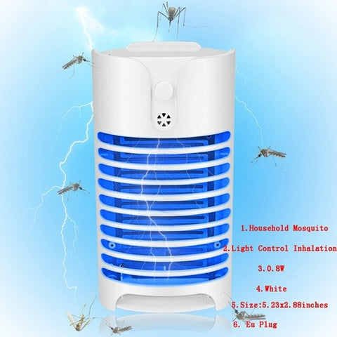 Low voltage UV Light USB Mosquito Killer Lamp