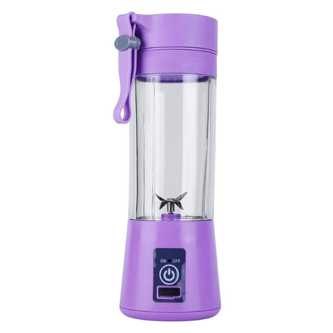 380ml USB Rechargeable Portable Blender - The Gadget Junkie