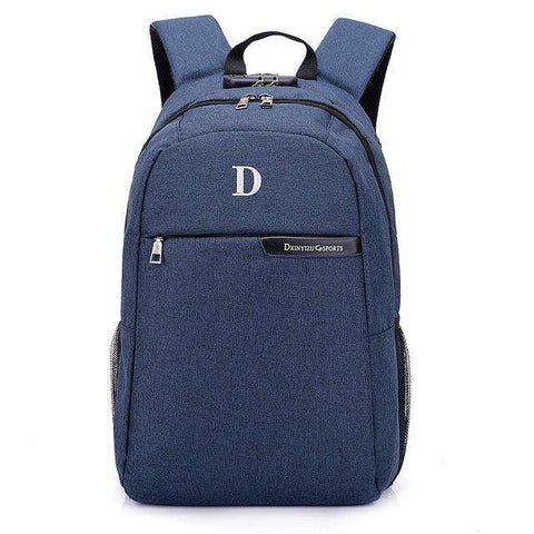 Anti-Theft Multi-function USB Backpack - Carry Your Valuable Stuff With Security! - The Gadget Junkie
