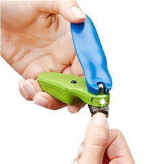 LED Illuminated Nail Clippers - Make Manicures and Grooming Easier!