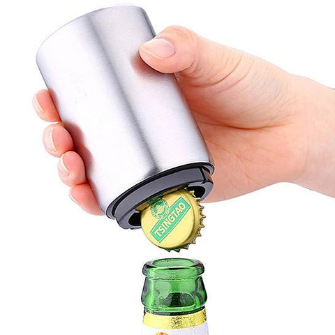 Tailgate Buddy Bottle Opener And Collector 2/Pack