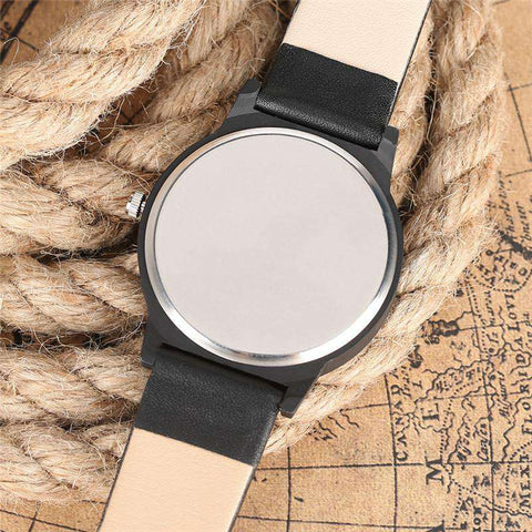 Tropical Jungle Unisex Quartz Watch - Perfect for Casual/Sport/Gift - The Gadget Junkie