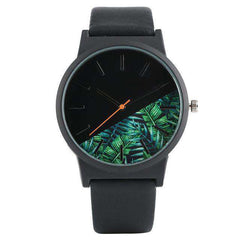 Tropical Jungle Unisex Quartz Watch - Perfect for Casual/Sport/Gift