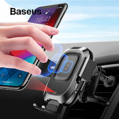 Infrared Car Phone Holder - The Gadget Junkie