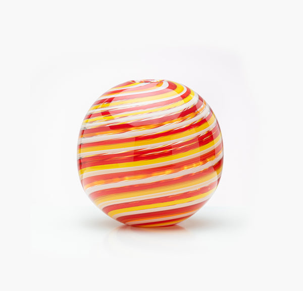 Candy Cane Orb by NZG