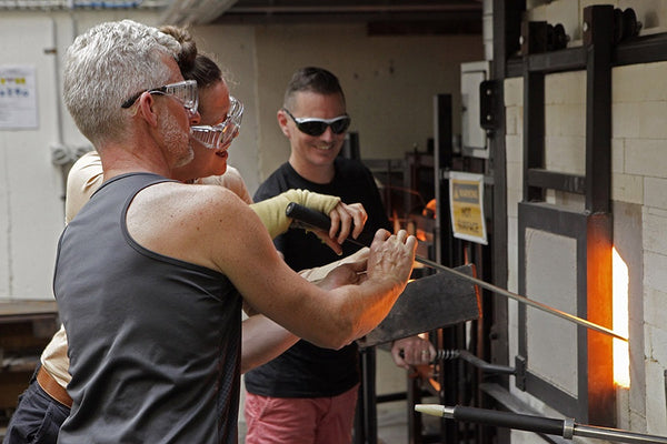 Beginners Glass Blowing - 2021
