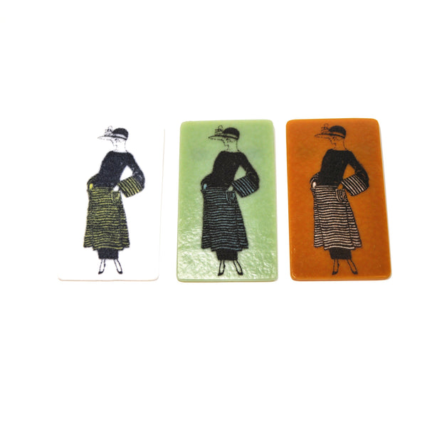 Vintage Ladies by Kathryn Wightman