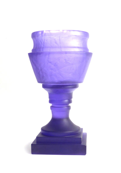 Purple Vessel by David Murray