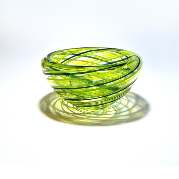 Candy Cane Double Bowl by NZG