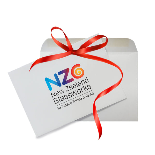 NZ Glassworks Gift Voucher - online