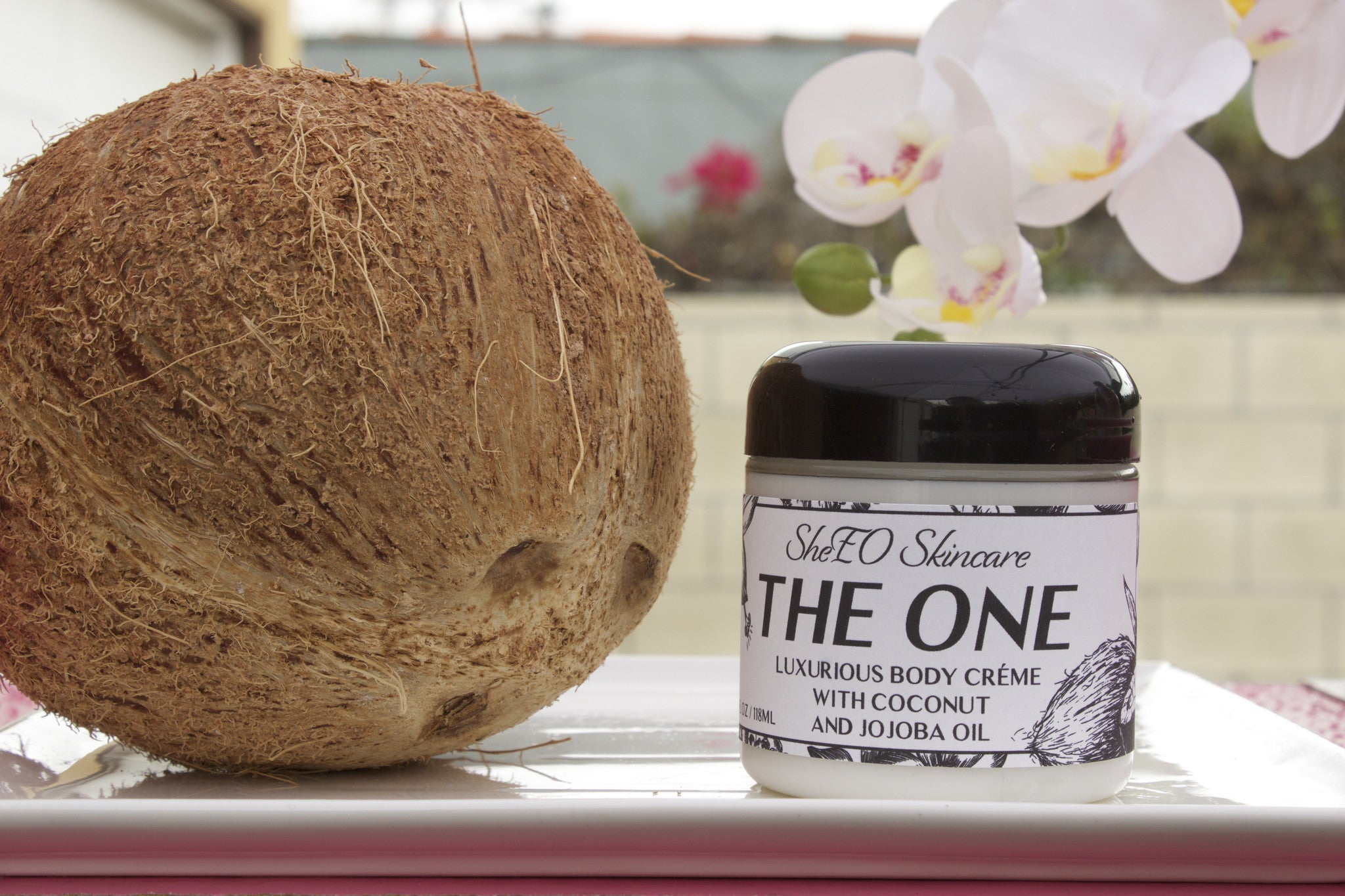 The One~ Luxurious body creme V.1