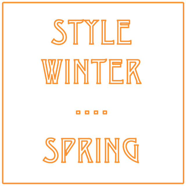 How To: Winter to Spring
