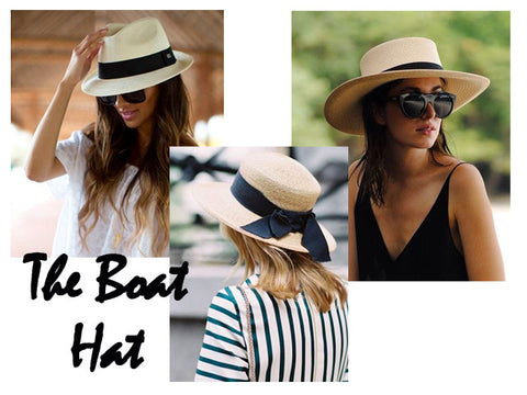 February Favourites | Boat Hats | Lushington Jackets