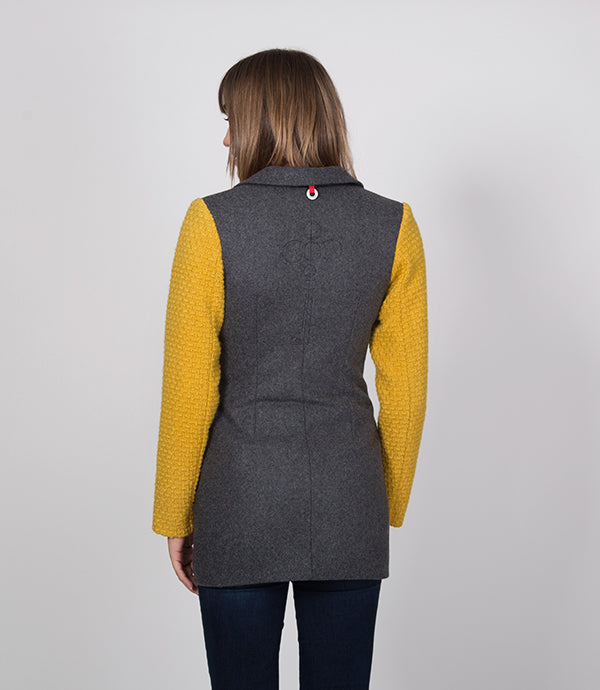 Louis Jacket - ONLY AVAILABLE FROM Designer Clothing Gallery, Greytown