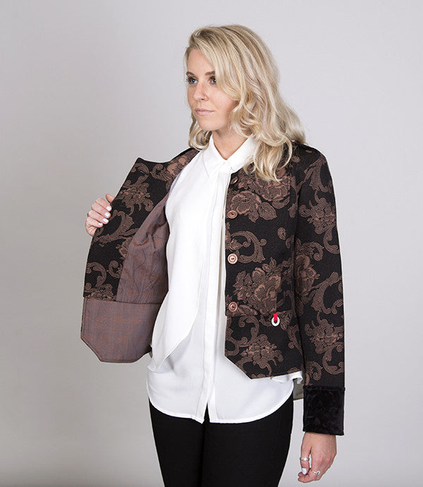Humphrey Jacket - ONLY AVAILABLE at Designer Clothing Gallery, Greytown