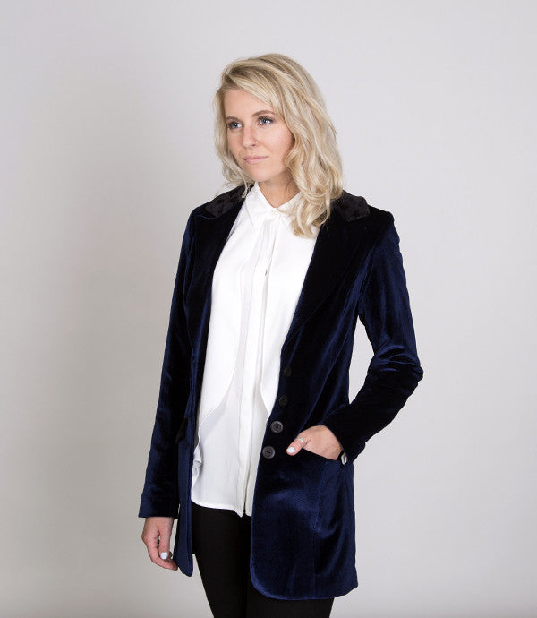 Oliver Jacket - ONLY AVAILABLE at Designer Clothing Gallery, Greytown