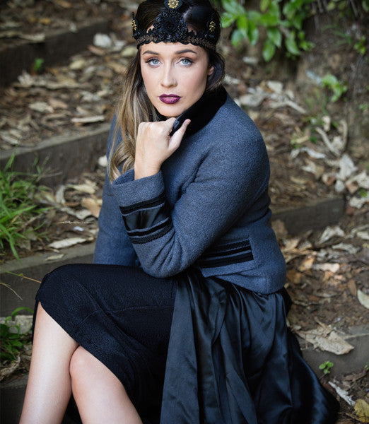 Ernst Jacket - ONLY AVAILABLE at Designer Clothing Gallery, Greytown