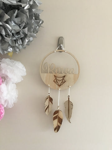 Dream Catcher || Customised || Medium || Wood