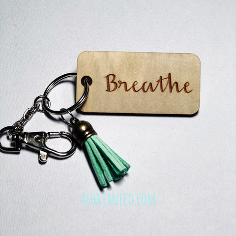Key Tag || Affirmations