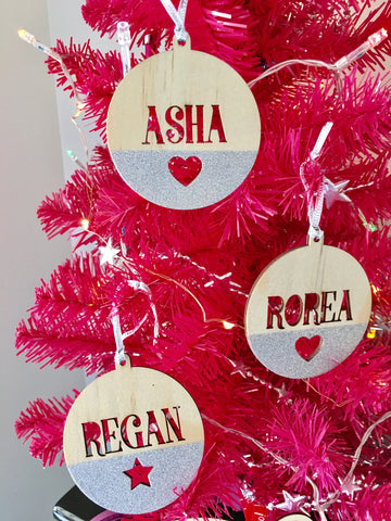 Christmas Bauble || Custom