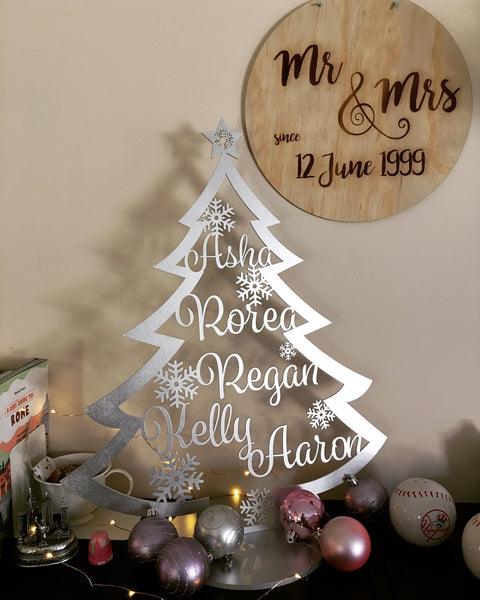 Christmas Tree || Customised || Large