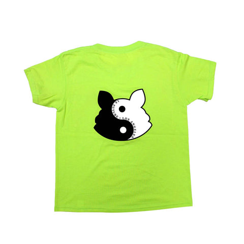Rooty / YinYang | Kids Short Sleeve Tee