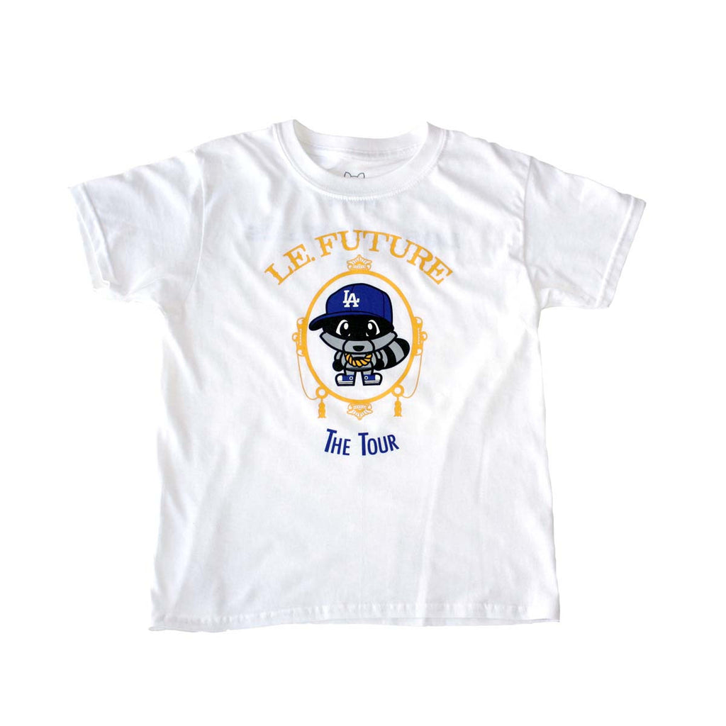 Rooty | Los Angeles Tour - Kids Short Sleeve Tee