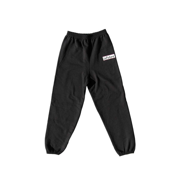 LeFuture Sport | Black - Kids SweatPant