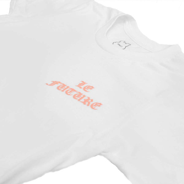 Past Present LeFuture | White - Kids Short Sleeve Tee