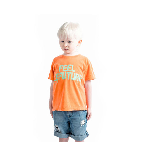 Feel LeFuture | Kids Short Sleeve Tee