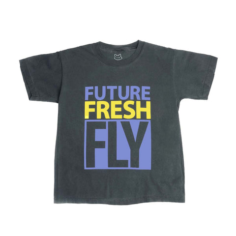 Future.Fresh.Fly | Kids Short Sleeve Tee