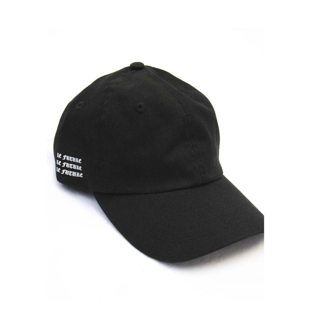 Le Future | Black - Kids Dad Hat
