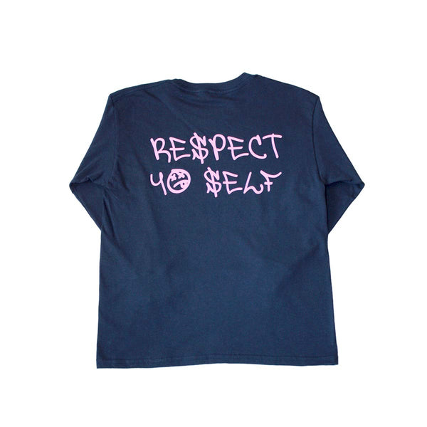 Respect Yo Self | Kids Long Sleeve Tee
