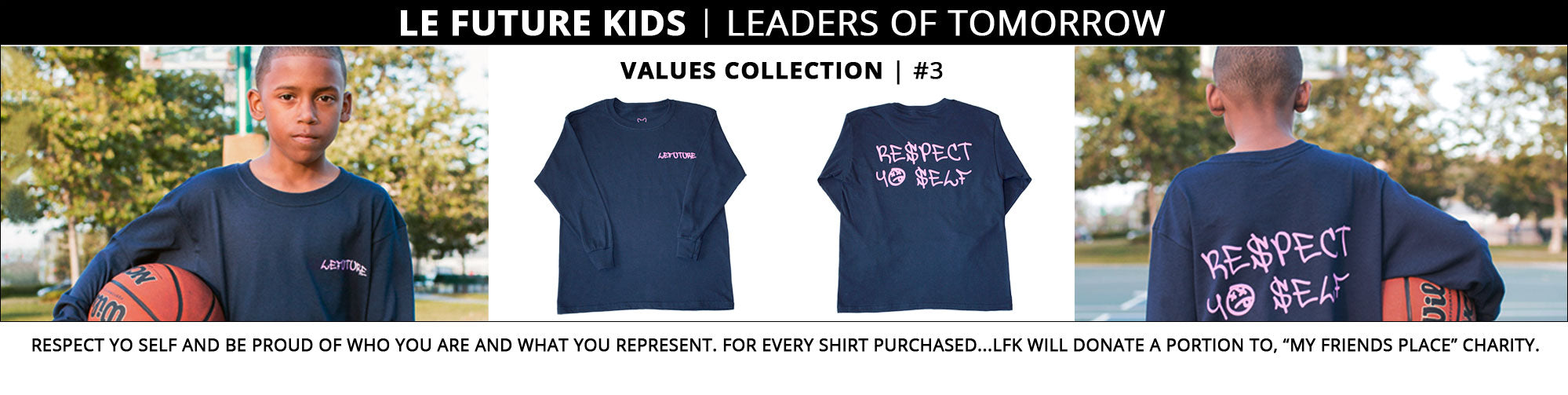LEFUTURE | VALUES COLECTION | #1