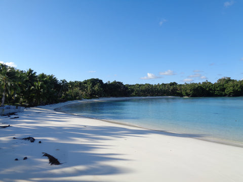 White Coral Sands of Rotuma