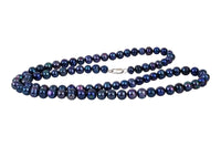 Fare - Black Freshwater Pearl Necklace