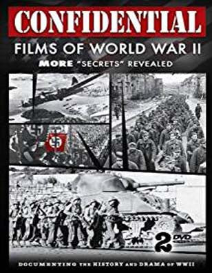 Confidential: Films of World War II (DVD, 2008)
