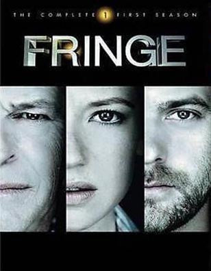 Fringe The Complete First Season (DVD, 7-Disc Set) BRAND NEW -SEALED