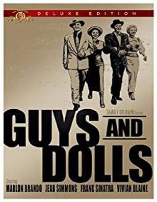 Guys And Dolls Deluxe Edition -Marlon Brando - Frank Sinatra DVD