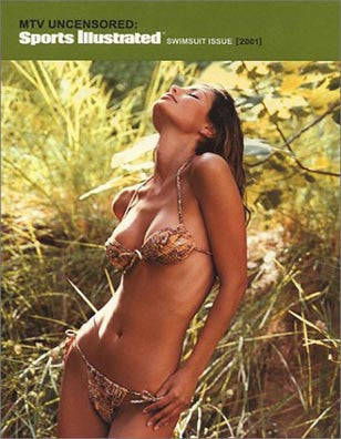 MTV Uncensored - Sports Illustrated Swimsuit Issue 2001 DVD